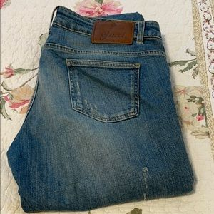 Authentic Gucci washed Jeans